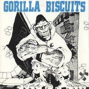 Gorilla Biscuits (album) - Image: Gorillabiscuits