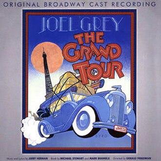 The Grand Tour (musical) - Original Logo