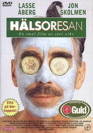 Hälsoresan – En smal film av stor vikt - DVD cover