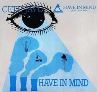 Have In Mind 1988 single by Cetu Javu