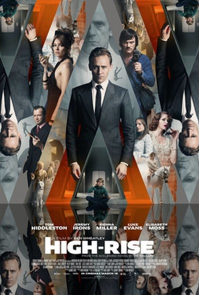Picture of a movie: High-Rise