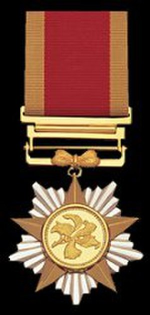 Grand Bauhinia Medal - Image: Hong kong 035