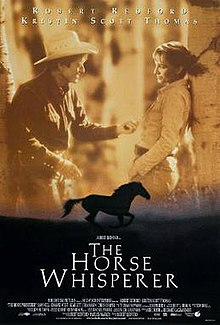 Image result for the horse whisperer movie