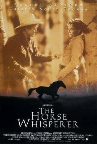 The Horse Whisperer (film) - Theatrical release poster