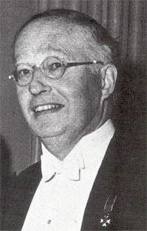 Hugh Wontner - Sir Hugh Wontner in 1975