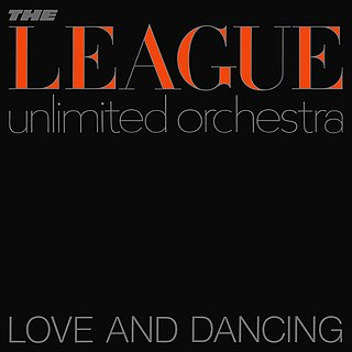<i>Love and Dancing</i> 1982 remix album by The Human League