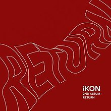 Return (iKon album) - Wikipedia