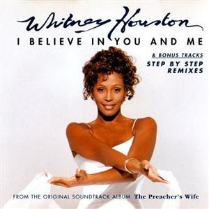 I Believe in You and Me - Image: I Believe In You And Me US Promo Single Cover
