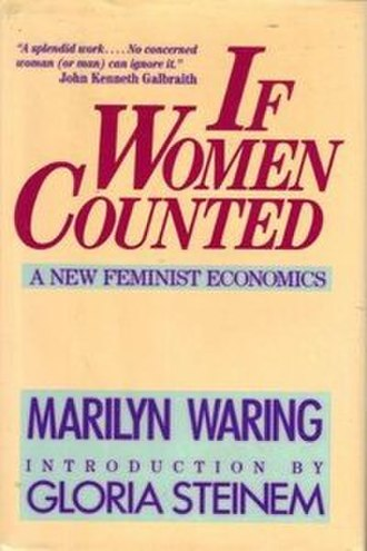 If Women Counted - Image: If Women Counted (Marilyn Waring book)