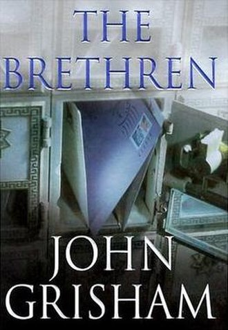 The Brethren (novel) - First edition cover