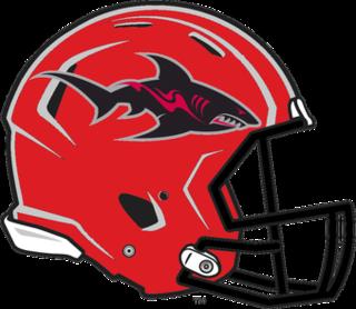 Jacksonville Sharks arena football team established in 2009
