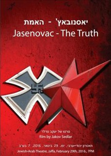<i>Jasenovac – istina</i> 2016 film by Jakov Sedlar