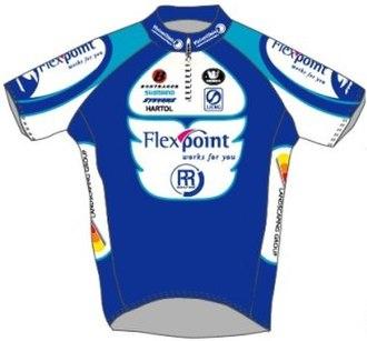 Team Flexpoint - Image: Jersey ctw FLX