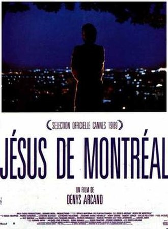 Jesus of Montreal - Theatrical poster