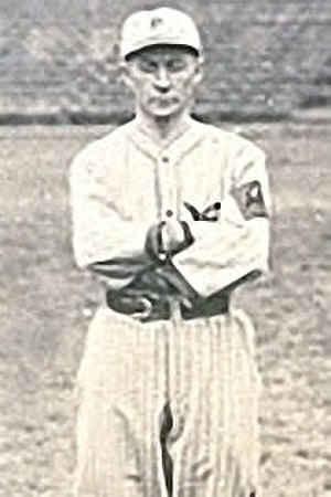 Jimmie Savage (baseball) - Image: Jimmie Savage