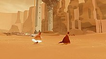 Journey 2012 Video Game Wikipedia