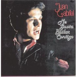 Me Gusta Bailar Contigo - Image: Juan Gabriel Me Gusta Bailar Contigo