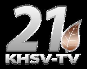 KHSV - Image: KHSV21logo