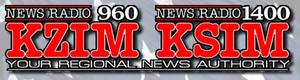 KSIM - Image: KZIM AM logo