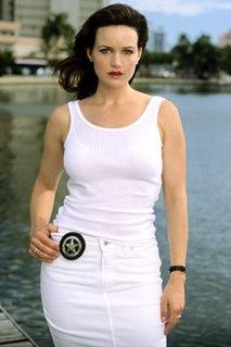 <i>Karen Sisco</i> American crime drama television series