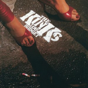 Low Budget (album) - Image: Kinks Low Budget