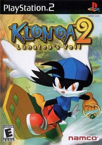 Klonoa 2: Lunatea's Veil - Image: Klonoa 2