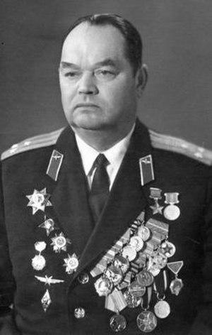 Konstantin Kabanov - Image: Konstantin Kabanov