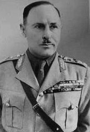 Konstantinos Ventiris - Ventiris during the Greek Civil War