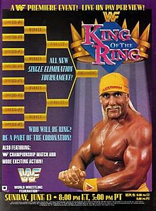 King of the Ring (1993) - Wikipedia