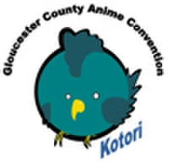 KotoriCon - Image: Kotori Logo