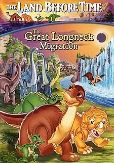 <i>The Land Before Time X: The Great Longneck Migration</i>