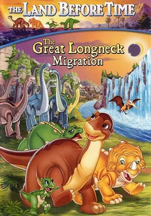 The Land Before Time X: The Great Longneck Migration - Image: LBT GLM