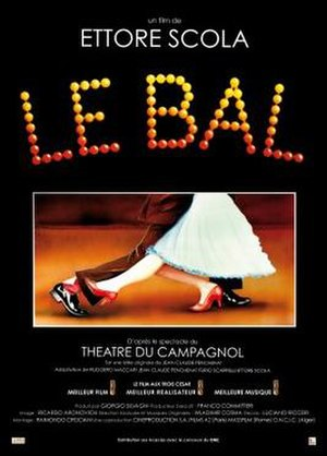 Le Bal (1983 film) - Film poster