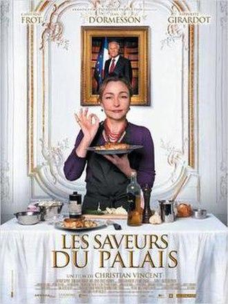 Haute Cuisine (film) - Film poster