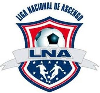 Liga Nacional de Ascenso - Image: Liga Nacional de Ascenso