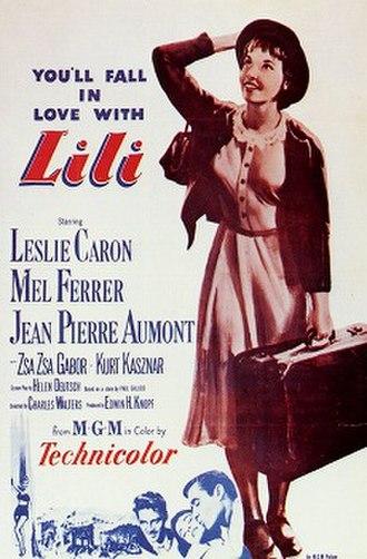 Lili - Image: Lili film poster