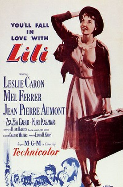 Picture of a movie: Lili