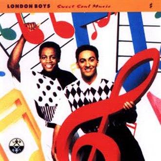 London Boys - Image: Londonboys sweetsoulmusic