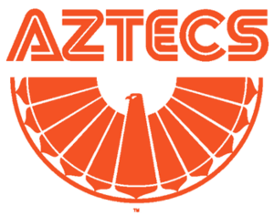 Los Angeles Aztecs - Image: Los Angeles Aztecs