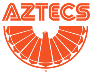 Los Angeles Aztecs soccer team in the United States