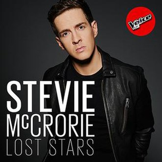 Stevie McCrorie - Lost Stars (studio acapella)