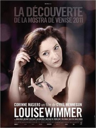 Louise Wimmer - Theatrical release poster