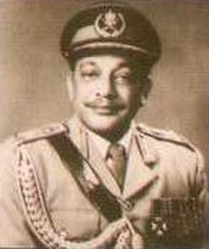 Commander of the Army (Sri Lanka) - Image: Lt Gen Attygalle