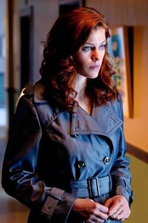 Lena Luthor - Cassidy Freeman as Tess Mercer (Lutessa Lena Luthor) in Smallville.