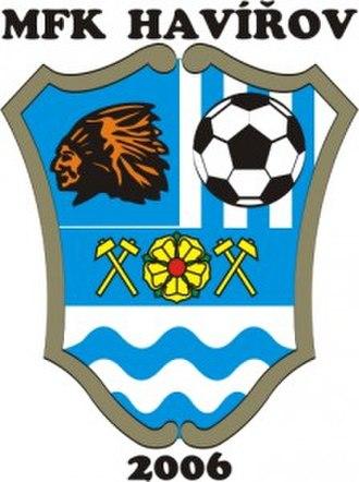MFK Havířov - Image: MFK Havířov logo