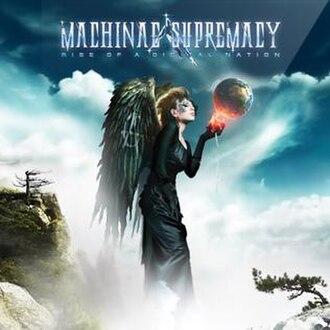Rise of a Digital Nation - Image: Machinae Supremacy Rise of a Digital Nation album cover