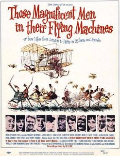 <i>Those Magnificent Men in their Flying Machines</i> 1965 British comedy film directed by Ken Annakin