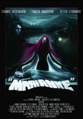 Marianne (2011 film) - Teaser poster