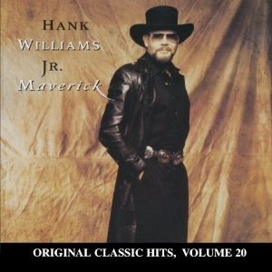 Maverick (Hank Williams Jr. album) - Image: Maverickalbum