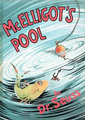 McElligot's Pool - The front cover of McElligot's Pool